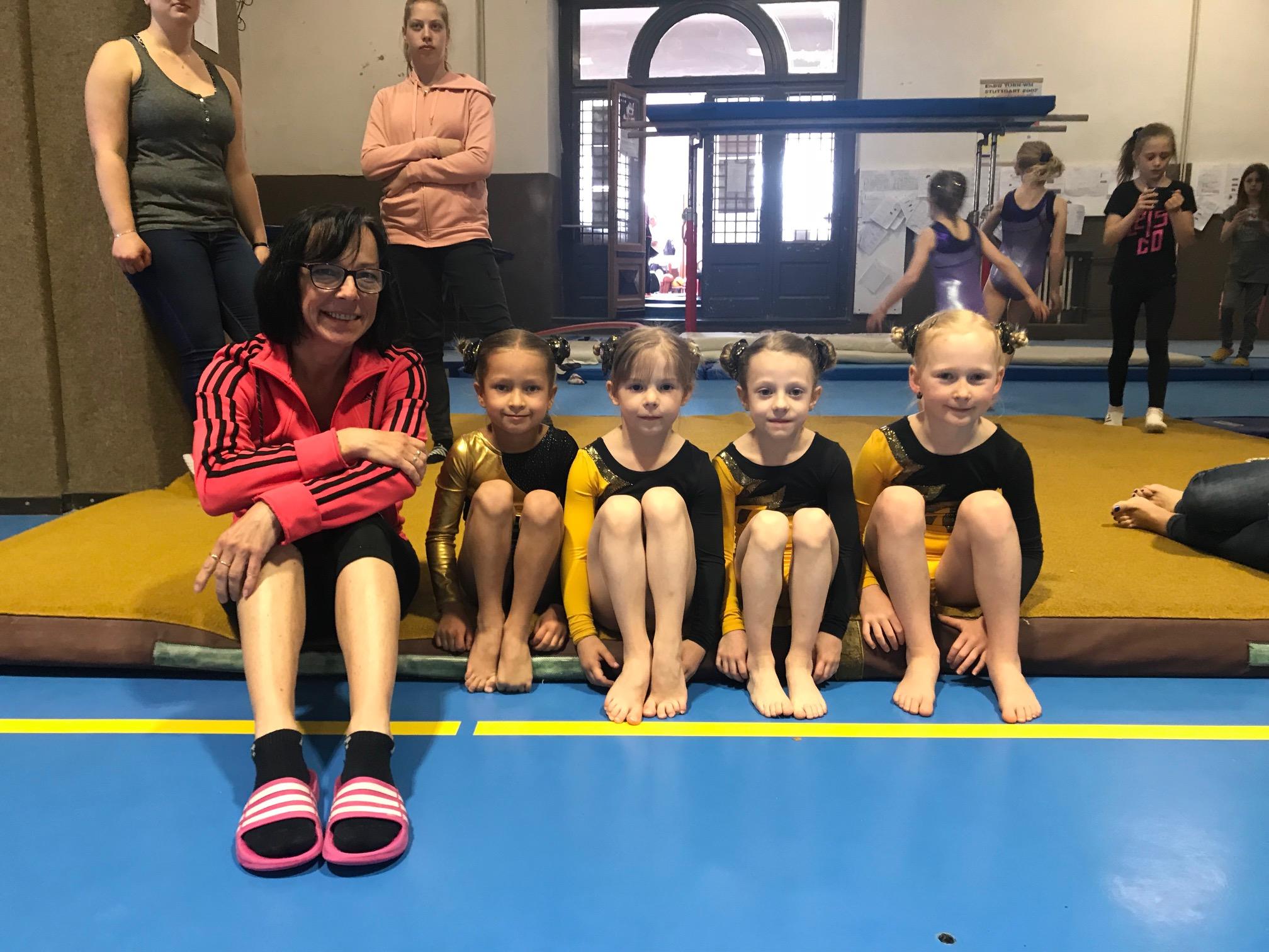 Klub Sportovni Gymnastiky Litvinov 2018